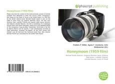 Honeymoon (1959 film) kitap kapağı