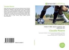 Claudio Pizarro的封面