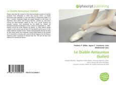Copertina di Le Diable Amoureux (ballet)