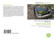 Copertina di Mufid Nashashibi