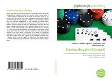 Bookcover of Casino Royale (Climax!)