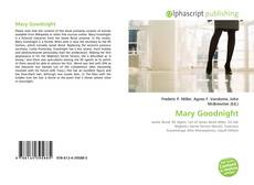 Bookcover of Mary Goodnight