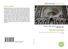 Borítókép a  Michel Sabbah - hoz
