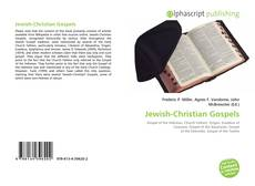Couverture de Jewish-Christian Gospels