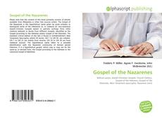 Bookcover of Gospel of the Nazarenes