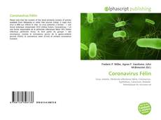 Buchcover von Coronavirus Félin