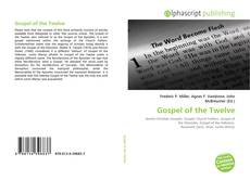 Bookcover of Gospel of the Twelve
