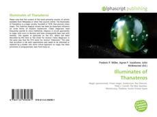 Buchcover von Illuminates of Thanateros