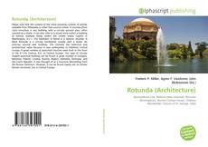 Buchcover von Rotunda (Architecture)