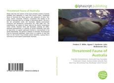 Couverture de Threatened Fauna of Australia