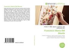Francesco Maria Del Monte的封面