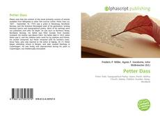 Copertina di Petter Dass