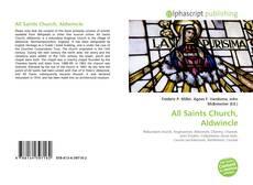 All Saints Church, Aldwincle kitap kapağı