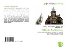 1500s in Architecture kitap kapağı