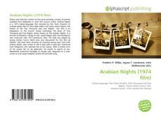 Borítókép a  Arabian Nights (1974 film) - hoz