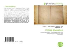 Bookcover of I Ching divination