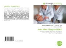 Bookcover of Jean Marc Gaspard Itard