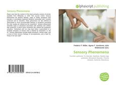Bookcover of Sensory Phenomena