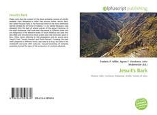 Bookcover of Jesuit's Bark