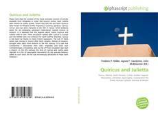 Copertina di Quiricus and Julietta