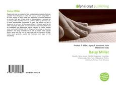 Bookcover of Daisy Miller