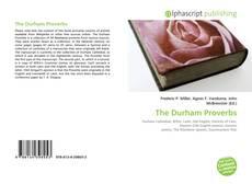 Buchcover von The Durham Proverbs