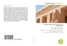 Coptic Saints kitap kapağı