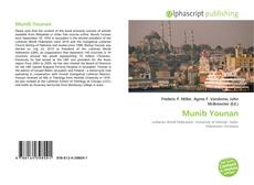 Bookcover of Munib Younan