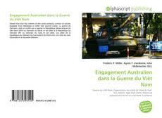 Engagement Australien dans la Guerre du Viêt Nam kitap kapağı