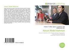 Hasan Abdel Rahman的封面