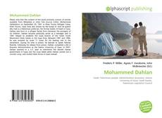 Bookcover of Mohammed Dahlan