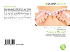 Portada del libro de Anorexie Mentale