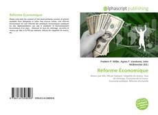 Couverture de Réforme Économique