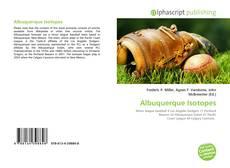 Capa do livro de Albuquerque Isotopes