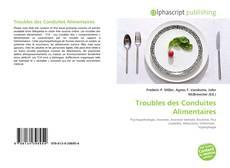 Copertina di Troubles des Conduites Alimentaires