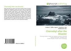 Bookcover of Chernobyl after the Disaster