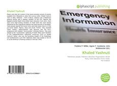 Bookcover of Khaled Yashruti
