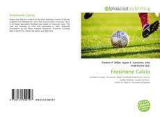 Borítókép a  Frosinone Calcio - hoz