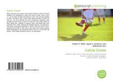Borítókép a  Calcio Como - hoz