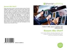 Bookcover of Bassam Abu Sharif