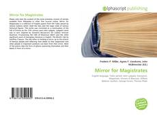 Mirror for Magistrates的封面
