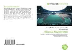 Buchcover von Borussia Neunkirchen