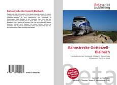 Copertina di Bahnstrecke Gotteszell–Blaibach