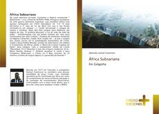 Bookcover of África Subsariana