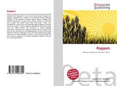 Buchcover von Rappen