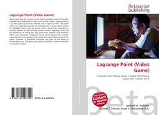 Bookcover of Lagrange Point (Video Game)