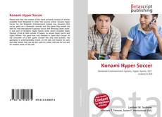 Bookcover of Konami Hyper Soccer
