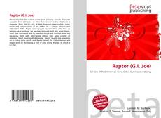 Bookcover of Raptor (G.I. Joe)
