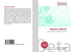 Bookcover of Rapture (Novel)