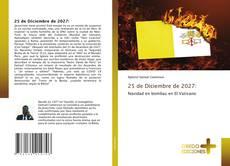 25 de Diciembre de 2027: kitap kapağı